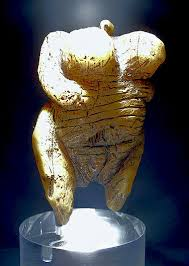 scultura preistorica di donna